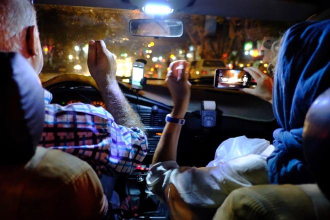 taxi iran xws