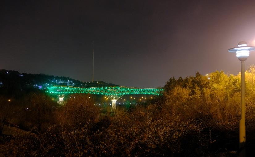 Il Tabiat Bridge di Tehran, il ponte diLeila
