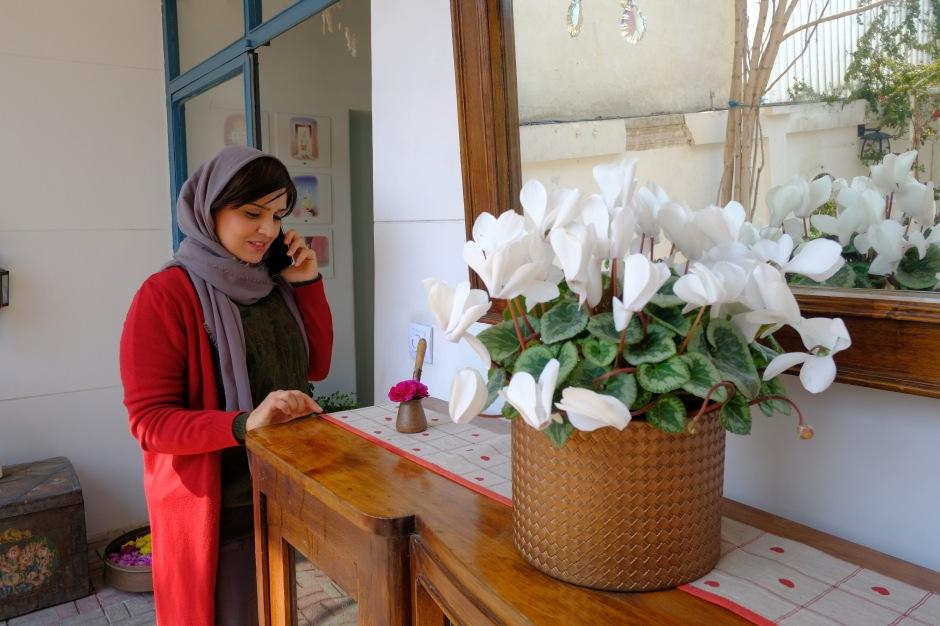 Karfe Café - Tehran, Iran