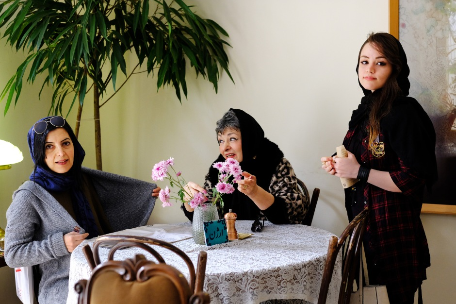 Café Tehroon - Tehran, Iran