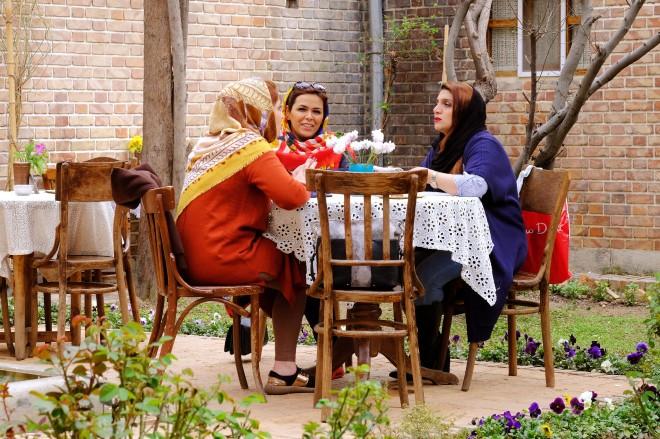Café Tehroon - Tehran, Iran - ph. Paolo Sacchi