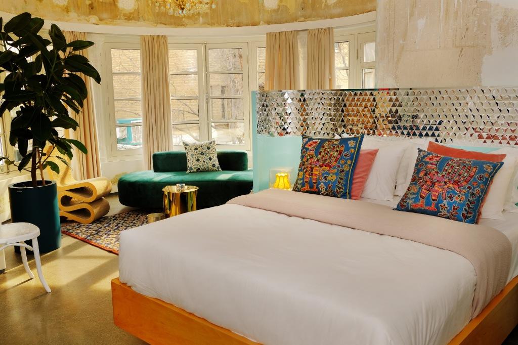 Hotel Hanna - Lolagar Room