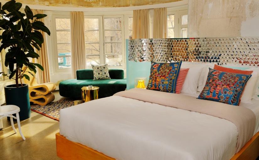 Hanna, un accogliente boutique hotel aTehran