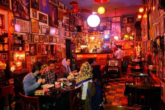 Gol Rezaeieh Café  e Restaurant -Tehran, Iran