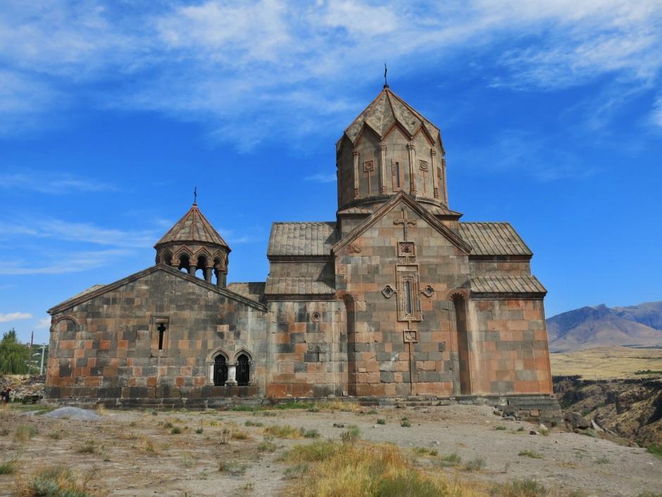 Saghmosavank, Armenia
