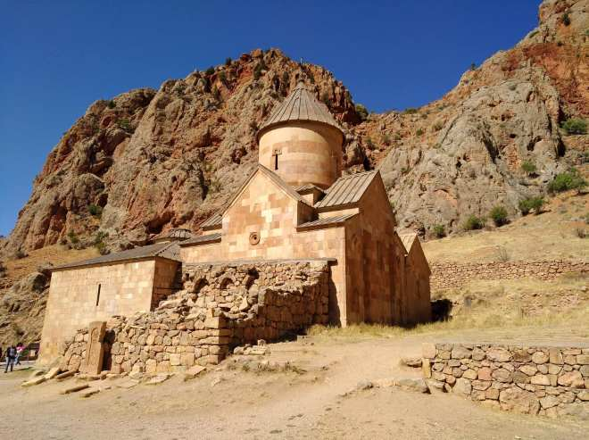 Monastero di Novarank, Armenia